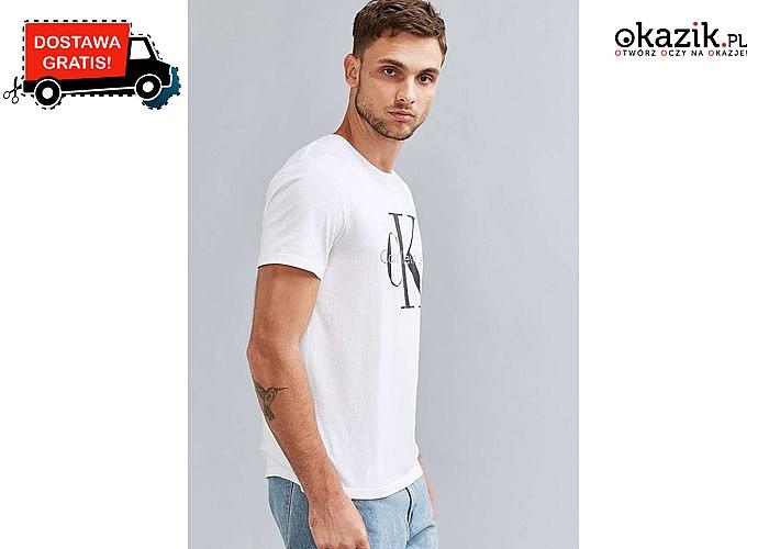 Bluzka męska Calvin Klein! DARMOWA dostawa! Najwyższa jakość wykonania!