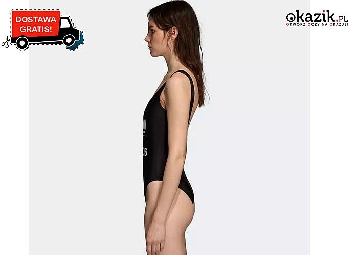 Strój kąpielowy jednoczęściowy ADIDAS! Najwyższa jakość wykonania! Stylowy i modny!