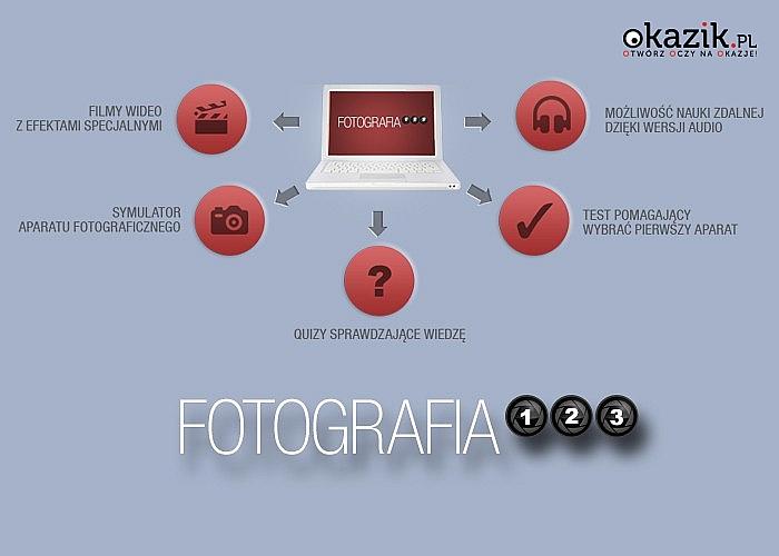 Specjalistyczny kurs internetowy: Fotografia