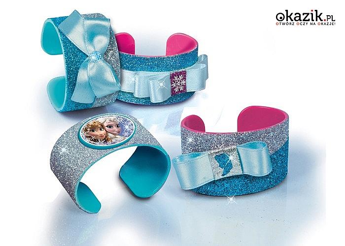 Hit! Stwórz swoje własne bransoletki Frozen!