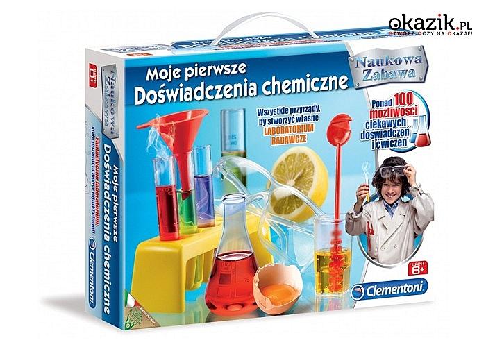 Hit! Rewelacyjne zestawy edukacyjne dla małych naukowców!! Wiele wariantów do wyboru!!