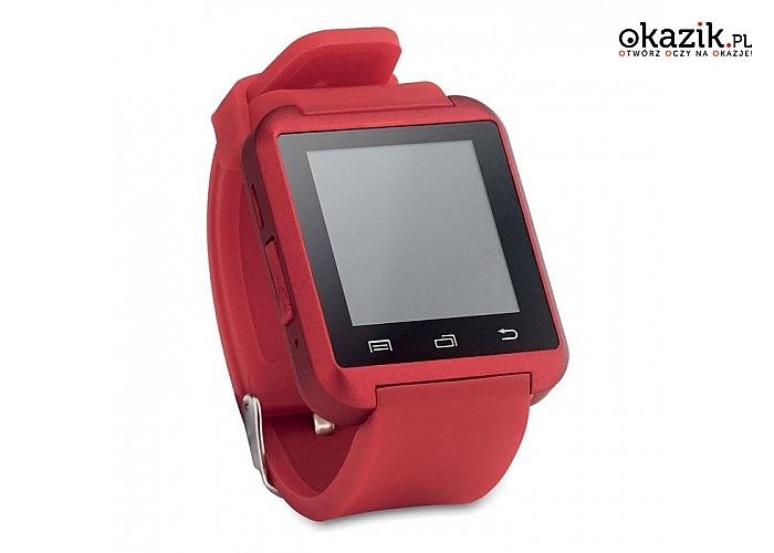 Wielofunkcyjny smartwatch w 3 kolorach do wyboru