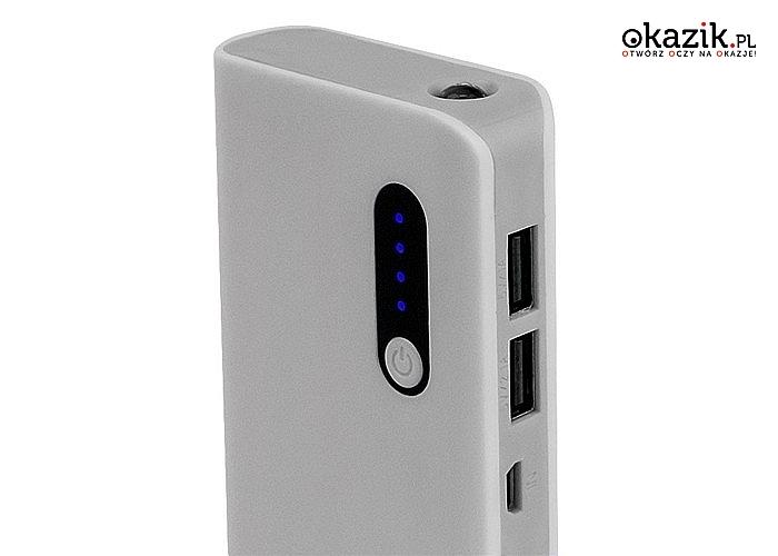 Power Bank doładuje baterie w Twoim urządzeniu zawsze i wszędzie
