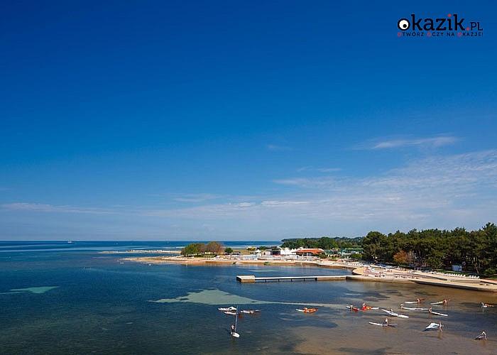 Letnie wczasy w Chorwacji! Nie tylko dla rodzin z dziećmi! Apartamenty Polynesia*** 300–500 m od plaży! Wyżywienie!