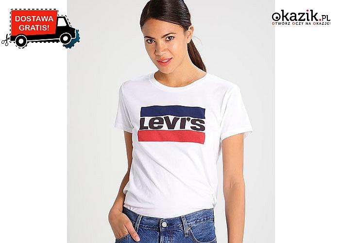 Bluzka damska Levis! DARMOWA przesyłka! Najwyższa jakość wykonania!