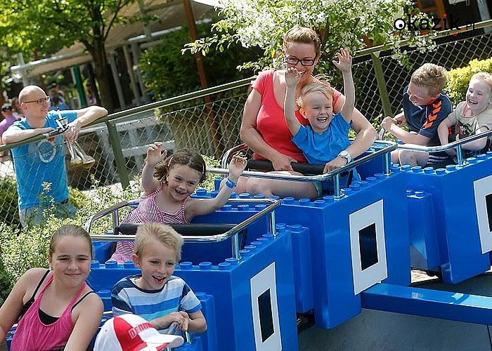 3-dniowa wycieczka do Legolandu w duńskim Billund! Przejazd autokarem klasy PREMIUM!