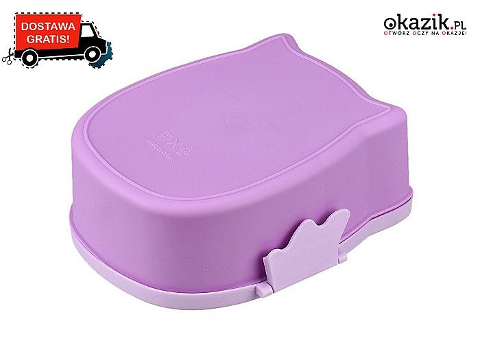 Uroczy Lunch Box na drugie śniadanie. Od teraz posiłki będą smakować lepiej!