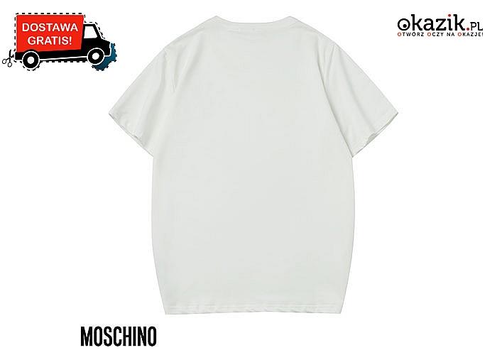 Bluzka damska Moschino! DARMOWA przesyłka! Najwyższa jakość wykonania!