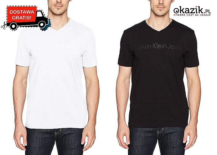Bluzka męska Calvin Klein! DARMOWA przesyłka! Najwyższa jakość wykonania!