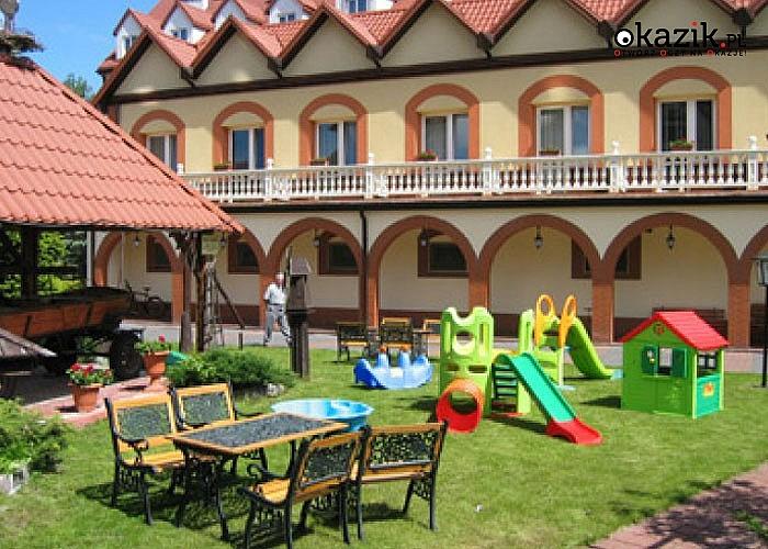 Hotel nad Pisą*** w Piszu! Letnie pobyty 8-dniowe w komfortowych pokojach! Wyżywienie!