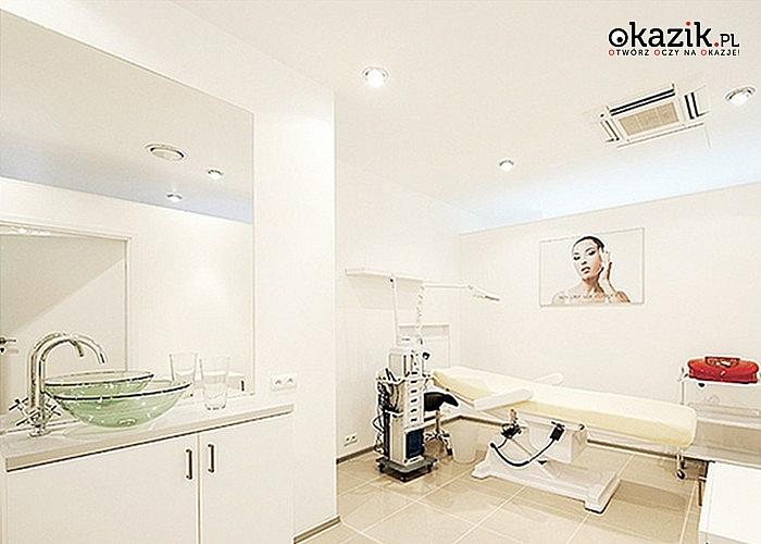 Profesjonalne zabiegi : redukcja rumienia lub usunięcie cieni pod oczami w salonie Skin Like Silk