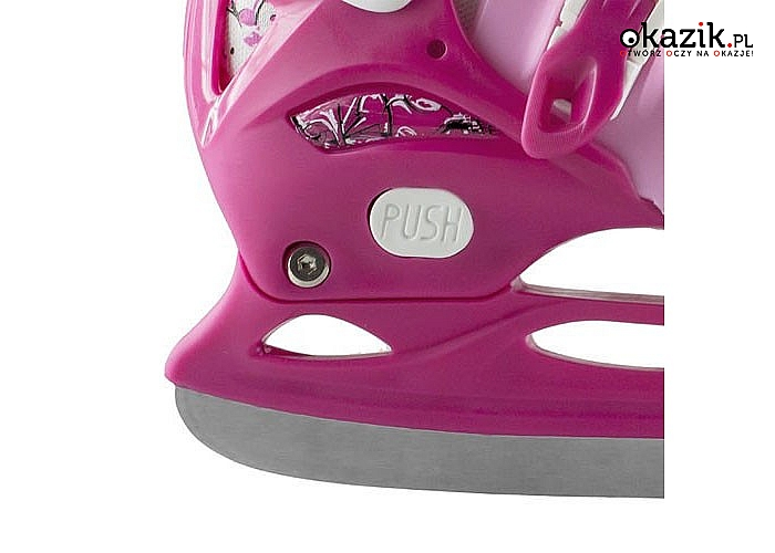 Łyżworolki regulowane Abisal 4w1! To szansa na zabawę dla dzieci przez cały rok! Najwyższa jakość!