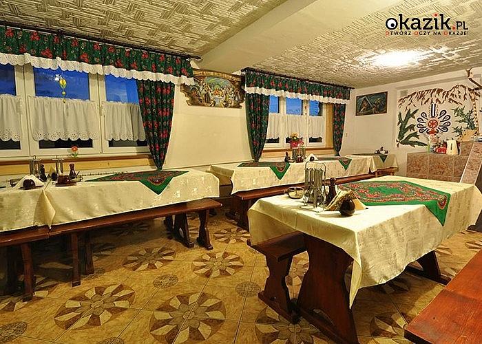 Wakacje w Pokojach Gościnnych Janina w Zakopanem! Wyżywienie!