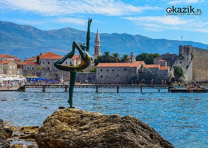 Czarnogóra – Piękna Nieznajoma! 9-dniowa wycieczka objazdowa! Autokar klasy PREMIUM! Śniadania! Zakwaterowanie!