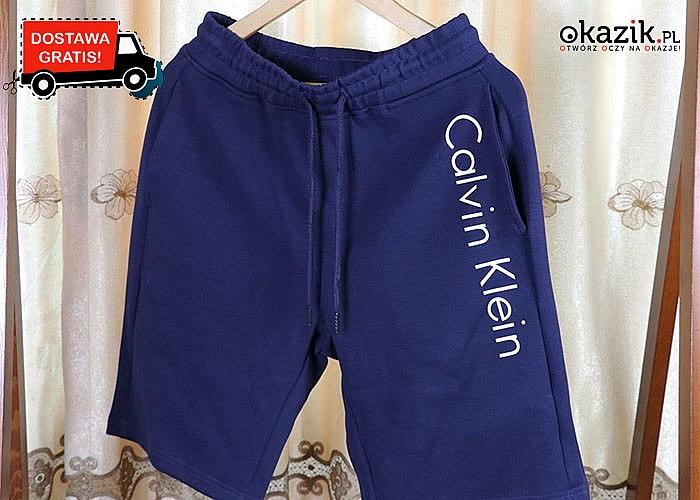 Spodenki męskie Calvin Klein! DARMOWA przesyłka! Najwyższa jakość wykonania!