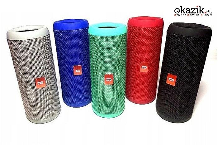 Bezprzewodowy głośnik Bluetooth! Flip 3+! Różne kolory!