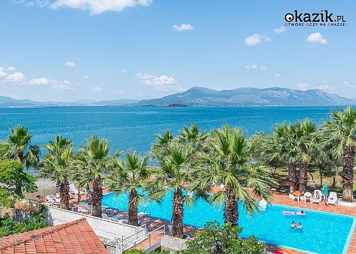 Wakacje w Grecji! Hotel Sissy, Kamena Vourla! Bezpośrednio przy plaży! Basen! Samolot! Wyżywienie!