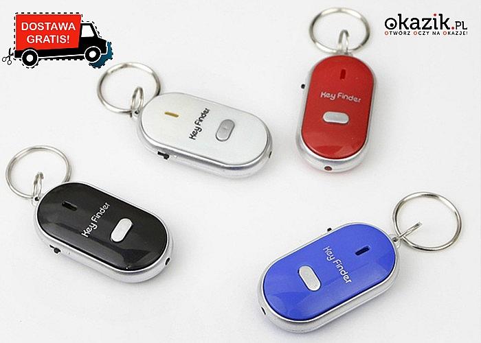 Lokalizator Twoich kluczy! Koniec z ich szukaniem! Kolejny problem z głowy.