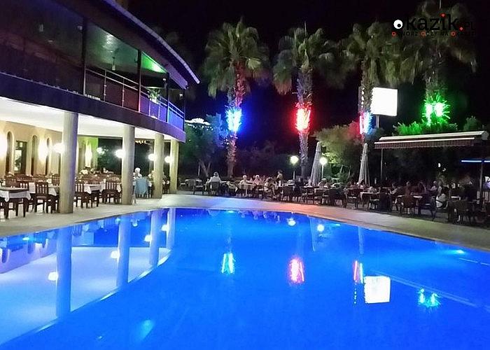 Hotel Doris Aytur w słonecznej Turcji! All Inclusive! Komfortowe pokoje! Doskonała lokalizacja!