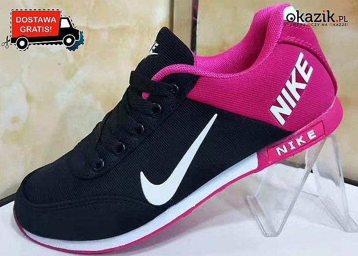 Oryginalne buty Nike! Doskonałe do każdej stylizacji! Damskie i męskie! Darmowa przesyłka!