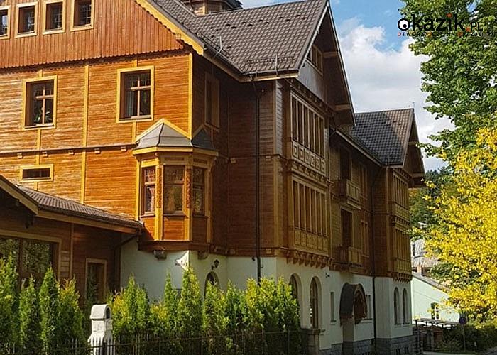 Apartamenty Józefina w Szklarskiej Porębie! Komfortowe noclegi! Łazienka i aneks kuchenny! Doskonała lokalizacja!