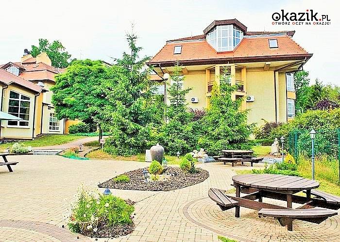 Ośrodek Rehabilitacyjno–Wypoczynkowy Wielspin! Wągrowiec! Wyżywienie! Fitness! Basen i sauna!