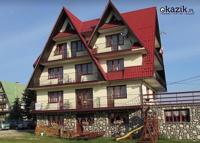 Dom Wypoczynkowy U Wajdy w Białce Tatrzańskiej zaprasza na wakacje! Zniżki na termy! Śniadania!