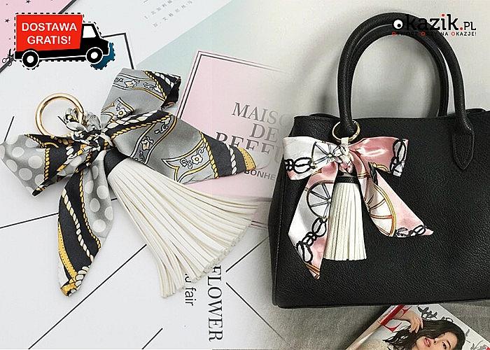 WOW! Super modne breloki-zawieszki na torebkę! Absolutny trend sezonu!