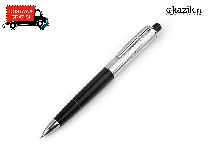 Niezwykły długopis! Szokujące doświadczenie!
