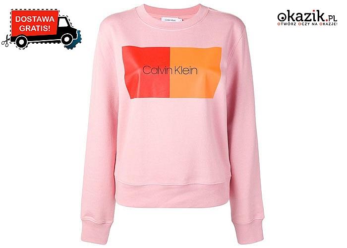 HIIT! Sportowa bluza Calvin Klein dla kobiet!
