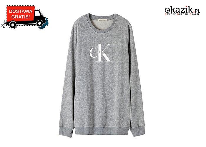 WOW! Długa bluza Calvin Klein! MEGA OKAZJA!!