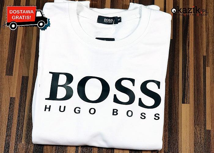 ABSOLUTNA OKAZJA!!! Bluza męska HUGO BOSS!!