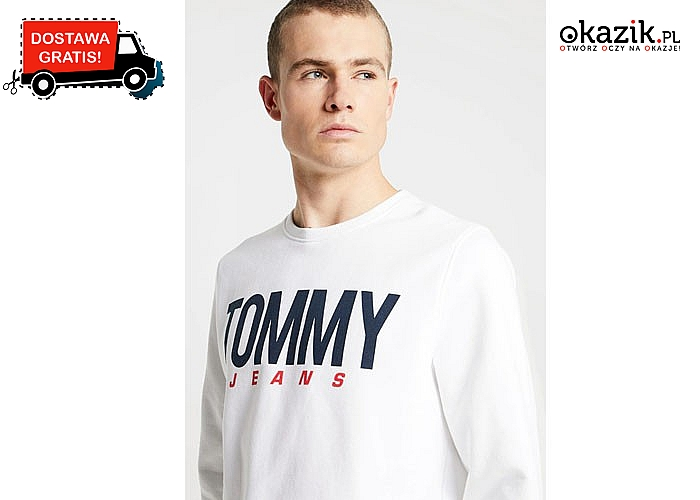 Bluza męska Tommy Jeans – skompletuj z nami swój look!