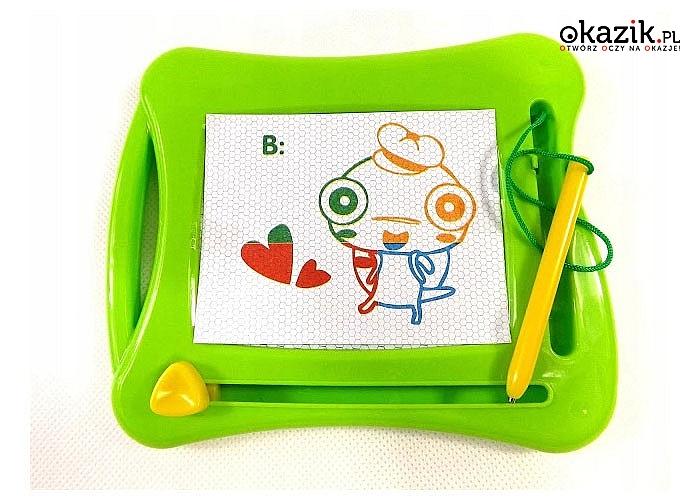 Perfekcyjna zabawka dla chłopca i dla dziewczynki! Rozwój kreatywności!