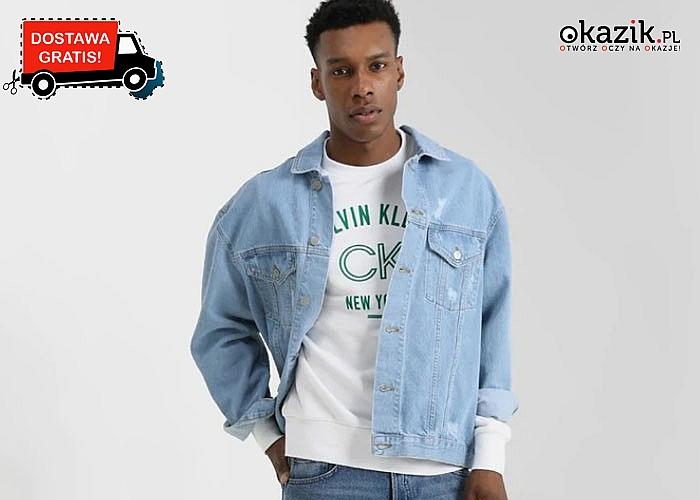 Niebanalna propozycja dla każdego mężczyzny! Bluza Calvin Klein! DARMOWA przesyłka! Najwyższa jakość wykonania!