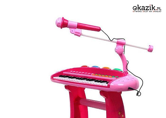 Pozwól dziecku rozwijać zdolności muzyczne! Inteligentna rozrywka!