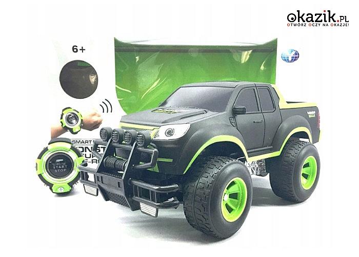 Wielofunkcyjny samochód dostarczy wiele zabawy! To prawdziwa gratka dla każdego miłośnika motoryzacji!