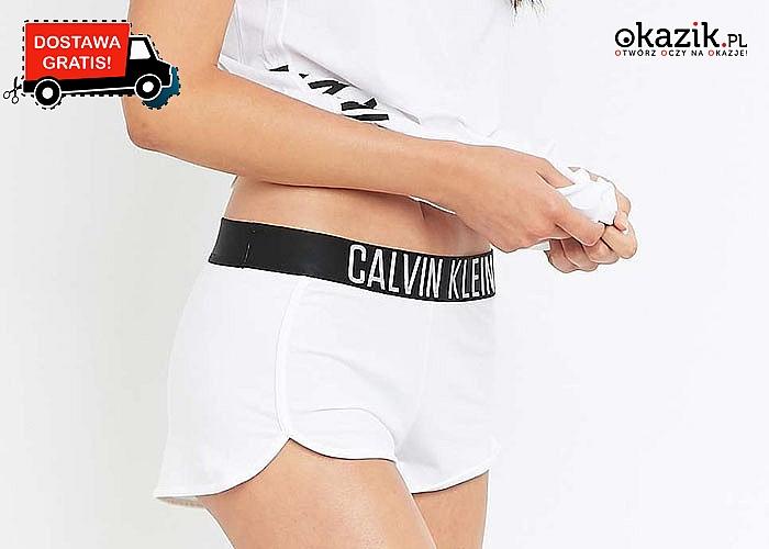 Spodenki damskie Calvin Klein! Idealne podczas aktywności jak i na co dzień! Doskonała jakość!