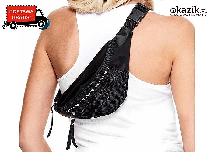 Modna i użyteczna torebka na pasku! Możesz nosić ją na kilka różnych sposobów!