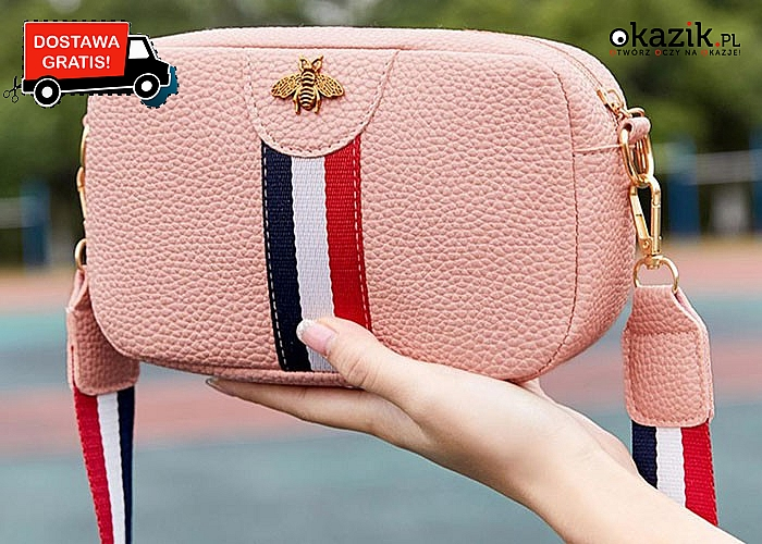 Nowość! Modna, elegancka i praktyczna torebka damska! 5 kolorów! Doskonała jakość!