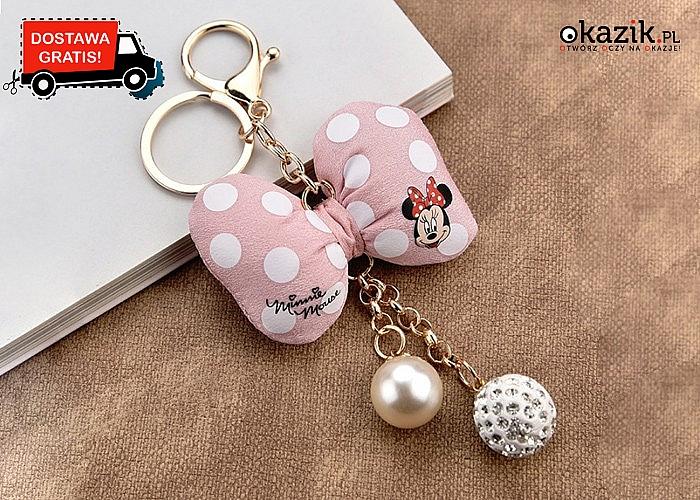 Brelok do kluczy lub torebki to niesamowity, modny dodatek!