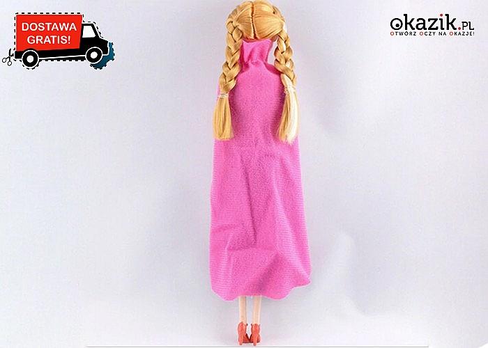 """Lalka zachwyci każdą dziewczynkę, która kocha bajkę """"Kraina Lodu""""!"""