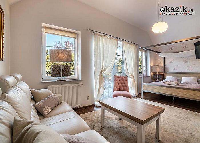 Klimatyczny wrzesień w WILLI VINCI W ROZEWIU nad Bałtykiem! Pokoje z łazienką, lodówką i TV czekają na gości.