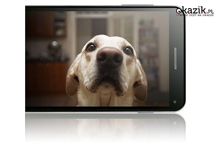 Bezprzewodowa kamera WiFi do monitoringu Overmax Camspot 3.3! Kolor biały!