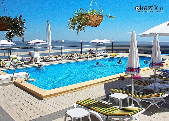Odwiedź Bułgarskie Złote Piaski! Hotel Lilia****! Komfortowe zakwaterowanie! Wyżywienie! Autokar klasy LUX!