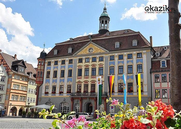 Przepiękna Frankonia! 5-dniowa wycieczka z noclegami do Niemiec! Autokar klasy PREMIUM!