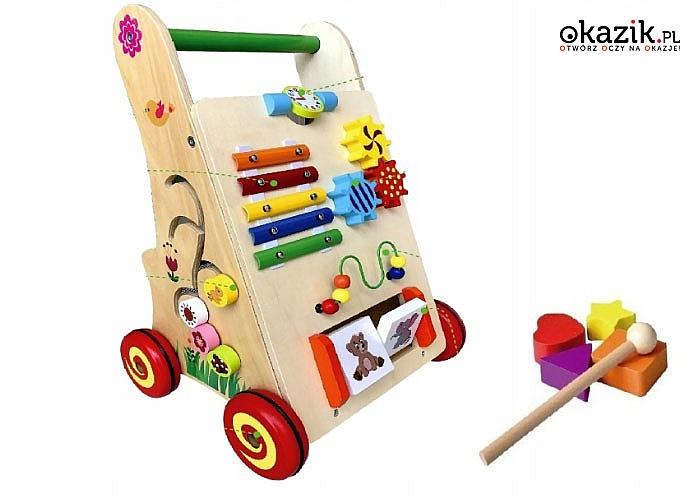 Nieprawdopodobna zabawka edukacyjna! Najwyższa jakość wykonania!