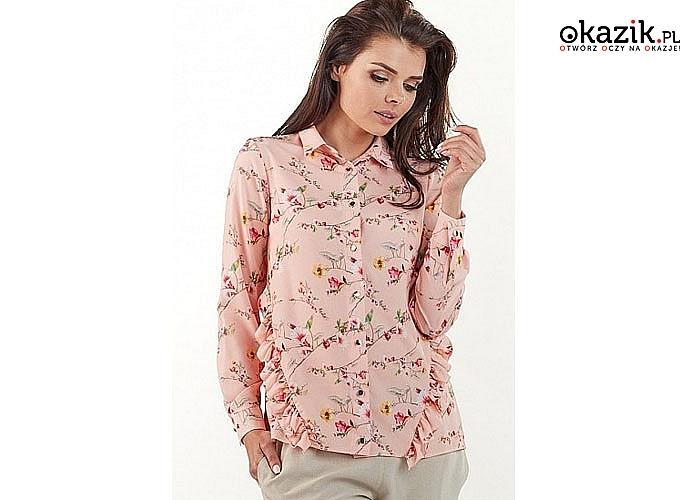 Koszula Damska- podstawa eleganckiego stroju każdej kobiety