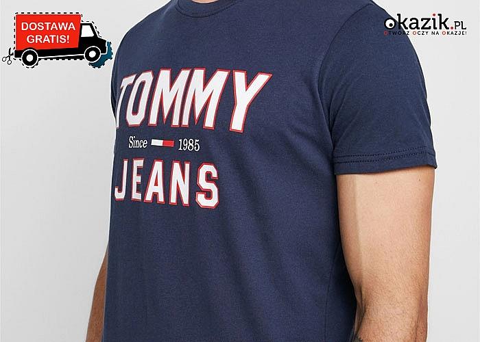 Bluzka męska Tommy Hilfiger! DARMOWA przesyłka! Najwyższa jakość wykonania!