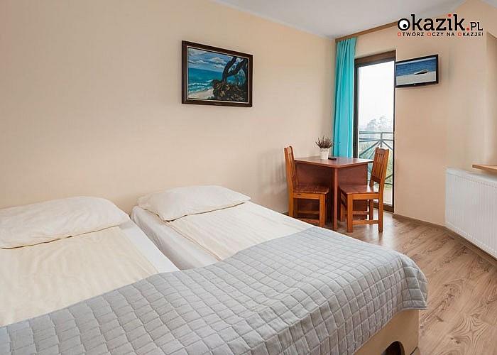 Willa Octavia w Jastrzębiej Górze! Blisko morza! Komfortowe pokoje! Doskonała lokalizacja! Swobodna, rodzinna atmosfera!